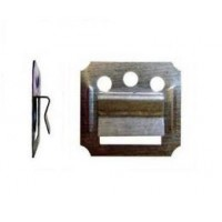 Кляймер для вагонки 4 мм (80 шт)