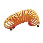 Шланг спиральный воздушный для компрессора 15 м