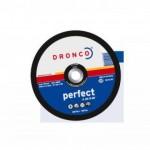 Диск отрезной по металлу DRONCO 230 x 3 x 22  мм Германия