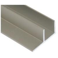 Планка угловая для мебельного щита 4 мм - F