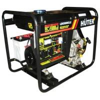Электрогенератор LDG5000CLE Huter
