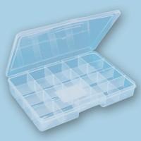 Органайзер для мелочей 200*200*45 мм пластик СИБРТЕХ