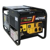 Электрогенератор DY12500LX Huter