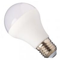 Лампа светодиодная ЛОН A60 E27 11W (960lm) 4500K матов 60x114 Космос LED11wA60E2745