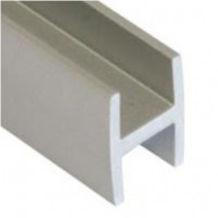 Планка щелевая для мебельного щита 4 мм 3 м