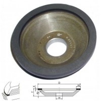 Крючок К0450 (25), K204SN.6  (2-x рож перф мат никель)