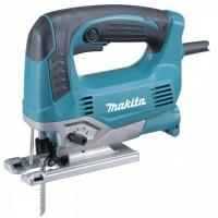 Лобзик Makita JV0600K 650 Вт, 90мм, 500-3100об/мин, маятн. ход, 2,4кг,