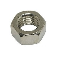 Гайка шестигранная М20 нержавеющая сталь А2 DIN 934