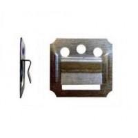 Кляймер для вагонки 3 мм (100 шт)
