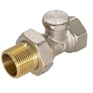 Крючок К0430 (25) K204GP.6 (2-x рож перфор золото)