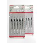 Пилки для электролобзика BOSCH 101D (5 шт.)
