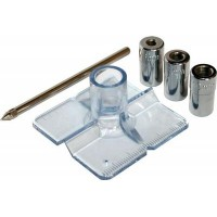 Кондуктор для сверления под прямым углом ПРАКТИКА для сверл 6, 8, 10 мм