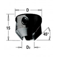 Зенкер FREUD 4035 D=5 DX правый