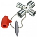 Ключ для электрошкафов KNIPEX  001103 (на заказ)