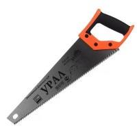 Ножовка по дереву 400 мм каленый зуб  УРАЛ 0058-400