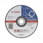 Диск отрезной по металлу Bosch 125 х 2.5 х 22,23 мм