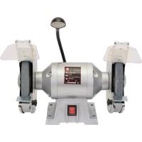 Электроточило Калибр ТЭ-200/480л D=200 мм, 480 Вт (D=200 мм, 480 Вт, 2950 об/мин. посадка 12,7/32, подсветка)