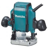 Фрезерная машина MAKITA RP0900 900 Вт, цанги 6-8мм, 27000об, р.ход 57мм, 2.7кг