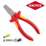 KNIPEX Инструмент для обжима гильз 9768145 А (на заказ)