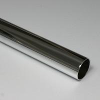 Труба d=25 x 0,8 x 3000 мм Хром