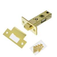 Механизм защелки 45 мм золото