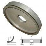 Круг алмазный прямого профиля 1А1 200 х 20 х 3 х 76 мм АС4 125/100 В2-01 163,0 Россия