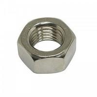 Гайка шестигранная М6 нержавеющая сталь А2 DIN 934