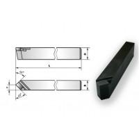 Резец токарный по металлу проходной отогнутый 20х12х120 Т15К6 (ГОСТ 18877-73)