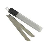 Лезвия для канцелярского ножа 9 мм (10 шт)