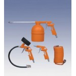 Набор пневмоинструментов Кратон ATS-02 4 предмета