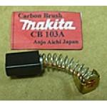 Щетки (№606) 6х10х14мм MAKITA CB-103A/105A (2 шт)