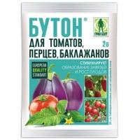 Бутон 2 г для томатов, перцев и бакл. стимулятор плодообраз. и цветения Грин Бэлт 01-578