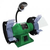 Точильный станок ИНСТАР СТЧ 30125 (D=125х12,7/32 мм, 200 Вт, 2950 об/мин)