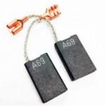 Щетки (№543) 6х16х26 мм BOSCH А69 (2шт)