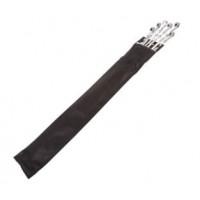 Кисть плоская Slimline 2.5 натуральная щетина с деревянной ручкой SPARTA