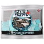 Приманка от грызунов тесто-брикет 200 г мумифицирующая Крысиная смерть №1
