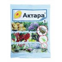 Актара 0,6 г (от кол. жука, тли, белокрылки)