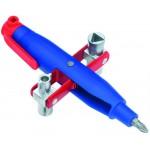 KNIPEX Ключ штифтовый д/электрошкафов 001107 (на заказ)