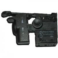 Выключатель ВК-123 к дрели Интерскол Д-10/350ЭР,  Д-500ЭР, ДУ-650ЭР, ДУ-780ЭР