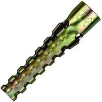 Дюбель для газобетона металлический 8 х 38 мм