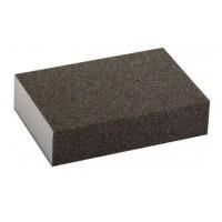 Губка для шлифования 100 x 70 x 25 мм Р 80 средней жесткости (1 шт.)