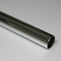 Труба 50 x 1,0 x 3000 мм хром (8шт в уп)